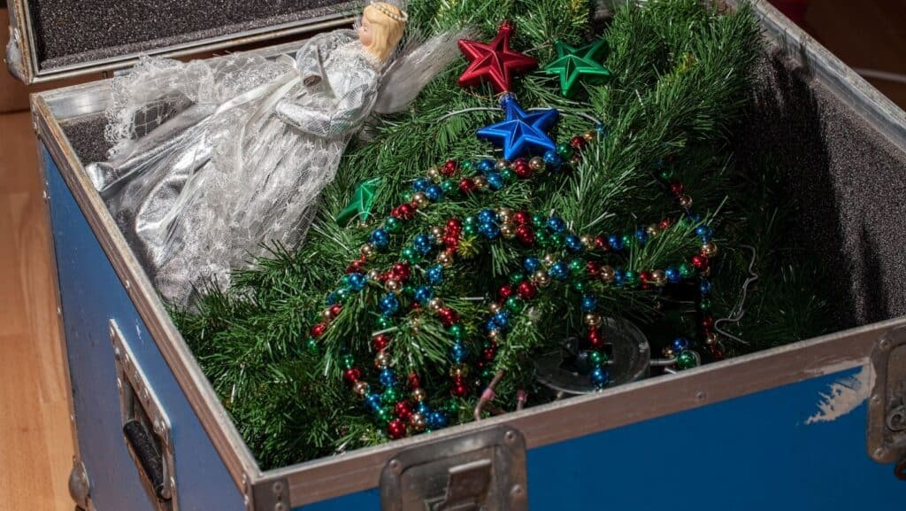 Christmas Tree Storage Packing Tips